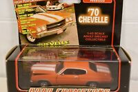 New Old Stock Road Champs 1970 Chevrolet Chevelle With Case 1:43rd Die-cast