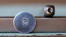 SUPPLY GUY 3mm Circle Metal Punch Design Stamp SGCH-3mmCircle