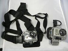 GoPro HD HERO High Definition Bundle + Chest & Arm Straps + waterproof cases