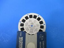 Sawyer's Viewmaster Reel 1950 Scenes of Transjordan Valley of Amman  #4055