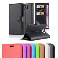 Case for Blackberry PRIV Phone Cover Protective Book Kick Stand