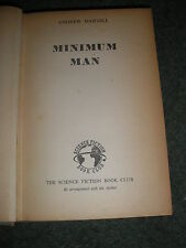 SCIENCE FICTION-MINIMUM MAN by ANDREW MARVELL 1953 SCI-FI STORY SET IN 1970