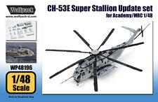 Wolfpack 1:48 CH-53E Super Stallion Update set for Academy MRC - Resin #WP48196