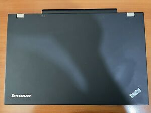 Lenovo W520 Thinkpad Workstation Laptop Intel i7 8GB Ram Win10 Pro