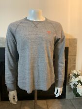 New listing American Eagle Heritage Classic Fit Thermal Crew Shirt Gray Mens Large