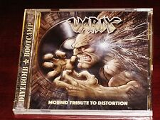 Varix: Morbid Tribute To Distortion CD 2016 Divebomb Records USA DIVE122 NEW