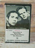 Simon Garfunkel Bookends Cassette Tape Folk Rock Legacy Records PCT 00420
