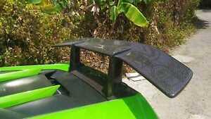 Carbon Fiber Performante Spoiler Wing base fit Lamborghini HURACAN LP610 LP580