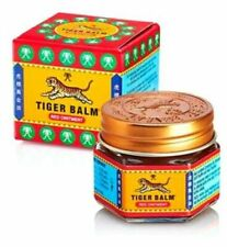 Tiger Balm (Red) Super Strength Pain Relief Ointment 21ml