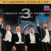 THREE TENORS: 25TH ANNIVERSARY [BRILLIANT BOX] NEW CD