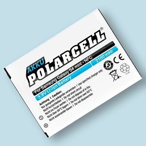 PolarCell NFC Replacement Battery for Samsung GT-19190 GT-19192 GT-19195 2100mAh