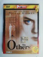 DVD THE OTHERS DVD - NICOLE KIDMAN I GRANDI FILM PANORAMA LUCKY RED