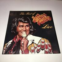 WAYNE NEWTON - THE BEST OF - LIVE - CHELSEA CHL-504 - LP Record