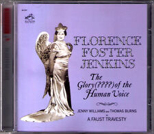 Florence Foster JENKINS The Glory (????) Of The Human Voice Der Hölle Rache CD