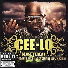 The Closet Freak: The Best of Cee Lo Green the Soul Machine [PA] SEALED (42)