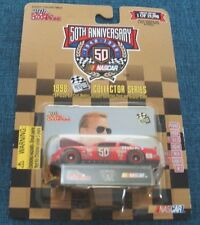 #50 Ricky Craven - 1998 Press Pass Series - Open Hood- Red Lined Rims -1:64 Car