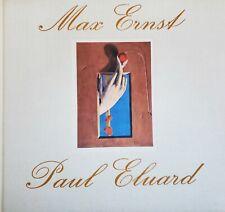 Max Ernst – Peintures pour Paul Eluard –1969 – Galerie François Petit