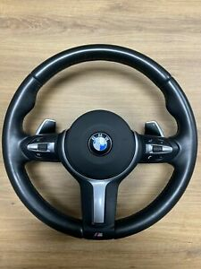 BMW F30 F31 F32 F33 F34 F15 F16 F20 F21  M Sport Steering Wheel paddle shifters