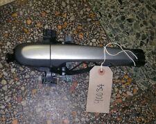 JAGUAR XF X250 REAR NEARSIDE DOOR HANDLE & BRACKET GDR 2012 Cashmere Gold