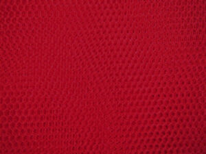 Veiling Wedding soft Tulle Craft Dress fabric Red 280 cm wide  FREE P & P.