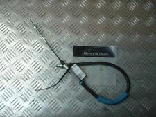 PEUGEOT 406 L/H Handbrake Cable Saloon & Estate 1995 - 2000 Disc Brakes