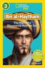 Ibn Al-Haytham: The Man Who Discovered How We See by Libby Romero c2016 NEW PB