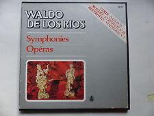 WALDO DE LOS RIOS Syphonies operas 2645 003 HISPAVOX
