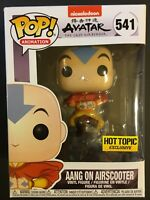 Funko Pop! The Last Airbender Aang On Airscooter Hot Topic Exclusive *IN HAND*