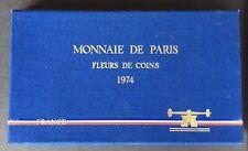 FRANCE - Superbe  Coffret FDC 1974