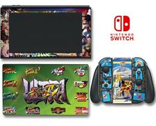 Street Fighter 30th Jeu decal revêtement Pour NINTENDO Switch