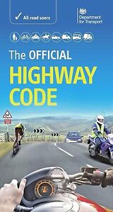 The Official Highway Code Book:Guaranteed correct DVSA version New