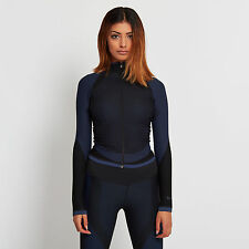 NIKE ZONED SCULPT POWER JACKET NAVY BLK size 6 X SMALL  BLUE  DRI FIT RRP £100