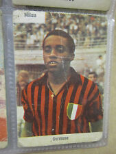 FIGURINA CALCIATORI SAIM  MILAN GERMANO