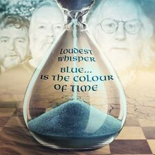 Loudest Whisper - Blue…Is The Colour Of Time. Brand new CD