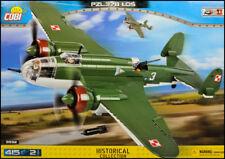 COBI PZL.37B Los (5532) - 415 elem. - WWII Polish medium bomber