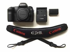 Canon EOS 5D Mark II 2 21.1MP Digital SLR Camera Body Battery Charger 5 D Rebel