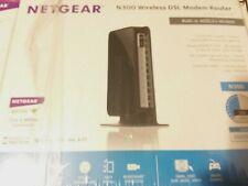 NETGEAR N300 Wireless DSL Modem Router Model N° DGN2200