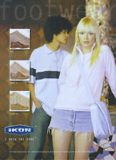 Ikon Ska, Decoy 2, Flipside Shoes 2004 Magazine Advert #1723