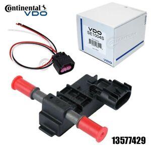 GENUINE GM Continental VDO Flex Fuel Sensor E85 + Wiring Pigtail 13577429