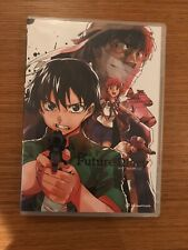 Future Diary: Part 1 (DVD, 2013, 2-Disc Set, Limited Edition) Episodes 1-13