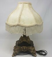 Vintage Lamp Gold Rare