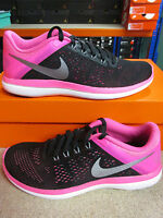 Nike Womens Flex 2016 RN Running Trainers 830751 006 Sneakers shoes