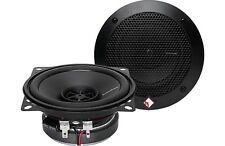 "Rockford Fosgate R14X2 4"" Inch 120 Watt 4-Ohm 2-Way Car Stereo Speakers (Pair)"