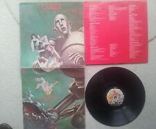 QUEEN NEWS OF THE WORLD 1977 ORIGINAL GERMAN VINYL 12 INCH  LP