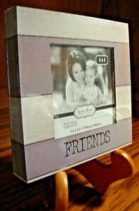 """New! 'Friends' Special Moments Photo Frame Collection Holds 4""""x 4"""" Picture   564"""