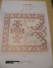 "Latch hook rug chart, discontinued stock, original Readicut design ""Yaprok"""