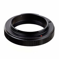 T2 T mount Lens to SONY AF Minolta MA DSLR Adapter Ring for A900 A700 A550 A350