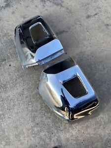 OEM 2014 2015 2016 2017 2018 Toyota Tundra Front Right Left Chrome Bumper End