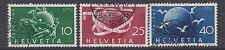 SWITZERLAND:1949 UPU Anniversary set   SG503-5 used