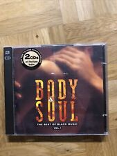 Body & Soul The Best of Black Music Vol 1  - CD gebraucht  gut